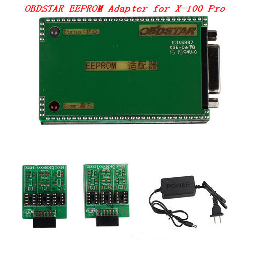 Supplier OBDSTAR EEPROM Adapter for OBDSTAR X-100 Pro Eeprom Socket